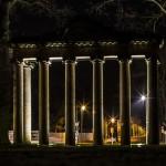 7 Säulen, Dessau, Roßlau, Bauhausstadt