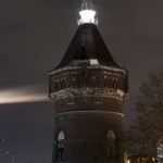 Wasserturm, Dessau, Bauwerke, Roßlau, Bauhausstadt