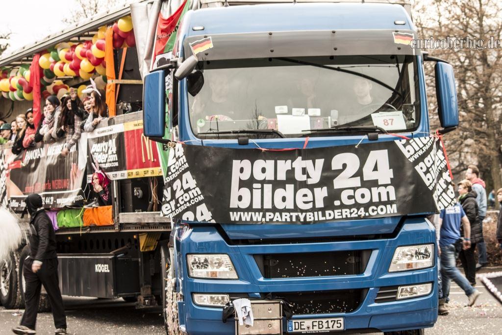17. Dessauer Karnevalsumzug