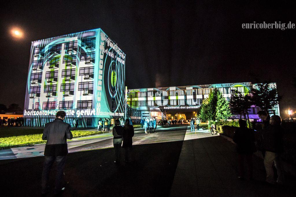 17.Bauhaus-Fest 2014 in Dessau